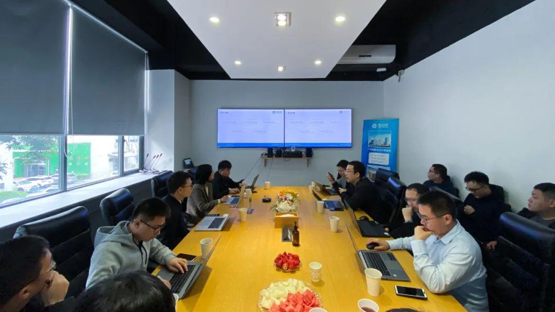合作达成!腾讯云入驻浩云长盛广州南香谷云计算集群